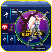 Fornite dance of the challange winguidev Icon