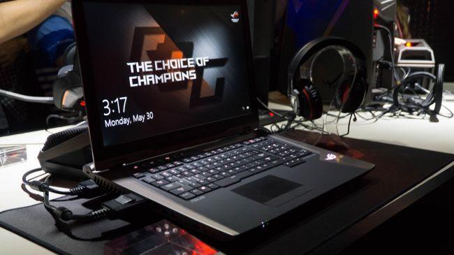 [Computex 2016] Trên tay, đánh giá Asus ROG GX800