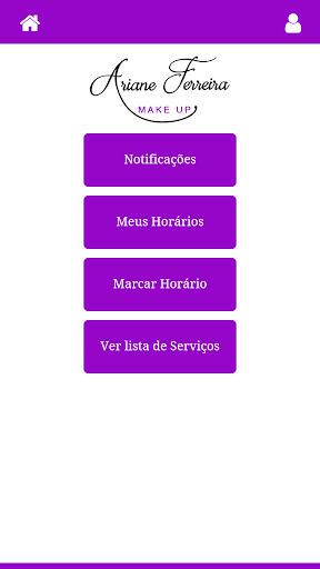 Agenda Ariane Ferreira Make up 1.2 screenshots 1