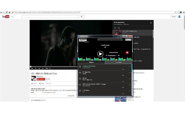 Baboom.Audio Beta