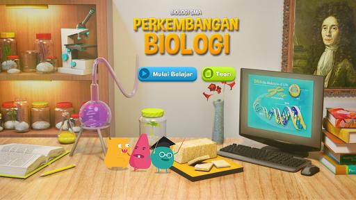 Biologi SMA : Perkembangan Biologi