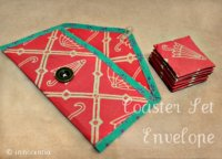 Coaster Set Envelope