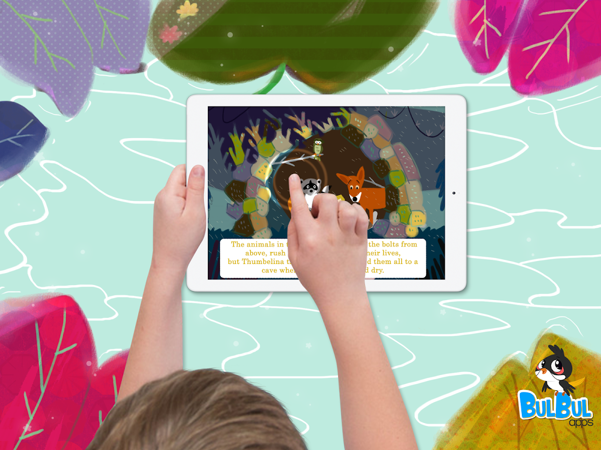 thumbelina animated fairytale android apps on google play