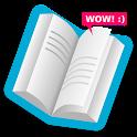 ePUB Читатель Книги Skoob icon