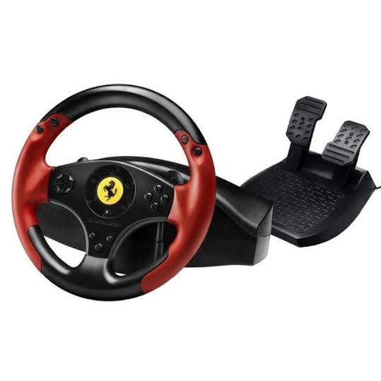 Thrustmaster Ferrari Racing Wheel - Red Legend (PC/PS3)
