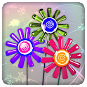 Glass Flowers Pro LWP icon