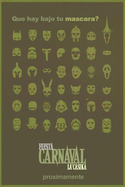 que hay bajo tu mascara carnavales 2011 proximamente en la casika