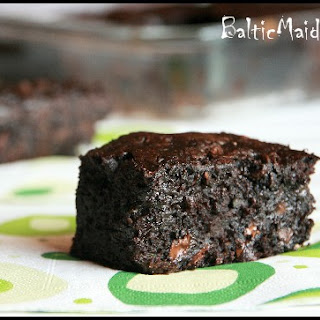 Healthy Zucchini Brownies Recipe