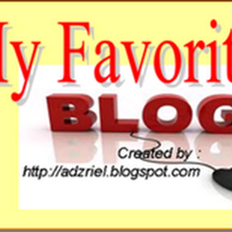 Blog Kegemaran Ku