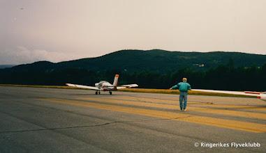 Photo: Landingscup ENNO 1988