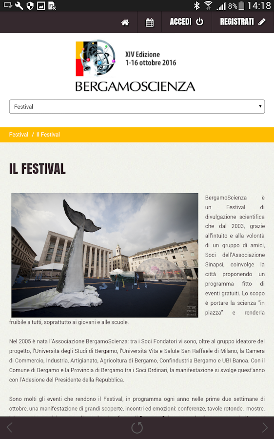BGScienza- screenshot
