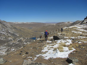Photo: Abstieg Cerro Austria