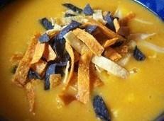 Chicken Enchilada Soup (quick) Recipe