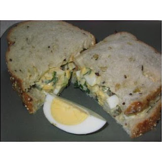 Egg Salad With Tarragon Mustard