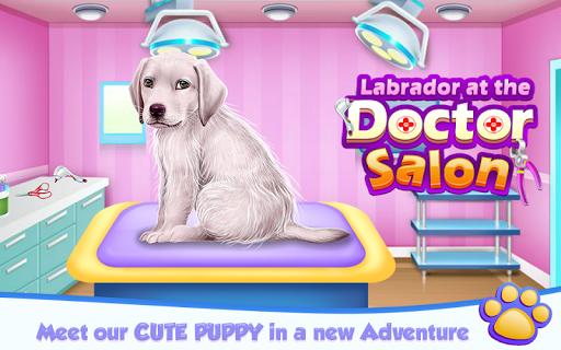 Labrador at the Doctor Salon 1.0.4 screenshots 1