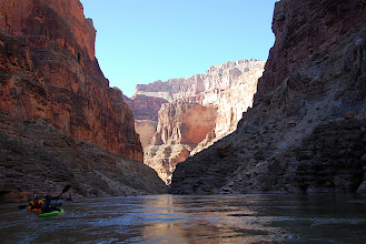 Photo: Lots of Canyon to go