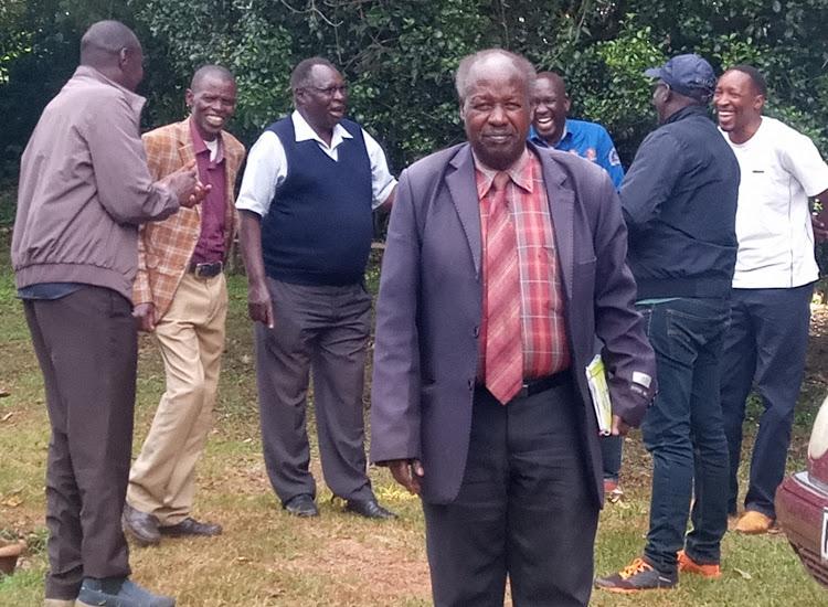 Rift leaders back Nandi elders installing DP Ruto as Kalenjin kingpin
