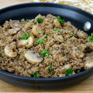 Quinoa Marsala Recipe