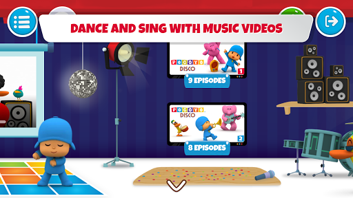 Pocoyo House: best videos and apps for kids screenshots 3