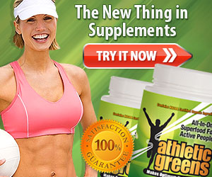 Athletic Greens | www.4hourbodygirl.com