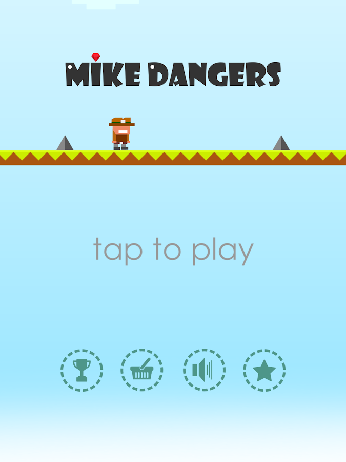 Mike Dangers- screenshot
