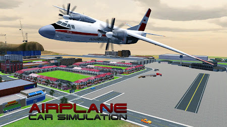 Cargo Airplane Car Transporter 1.0.1 screenshot 1146223