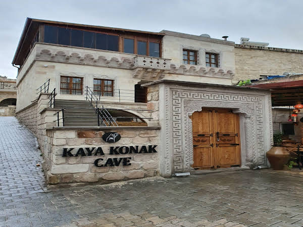 Kaya Konak Cave