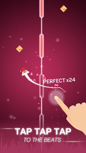 Dot n Beat - Magic Music Game  captures d'écran 2
