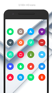 Material Things Colorful Theme v2.1.5