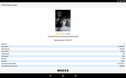 MACCS Pulse 1.4.6.1 screenshots 13