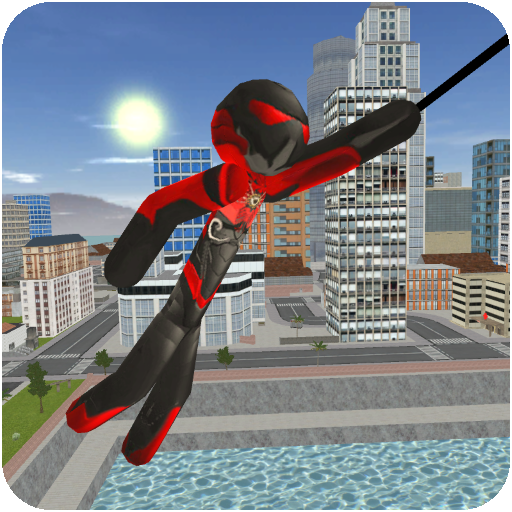 Stickman Rope Hero - Apps on Google Play