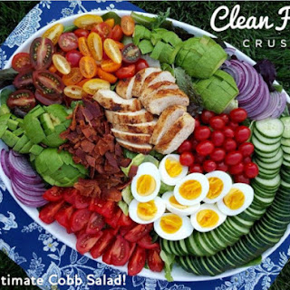 The Ultimate Cobb Salad.
