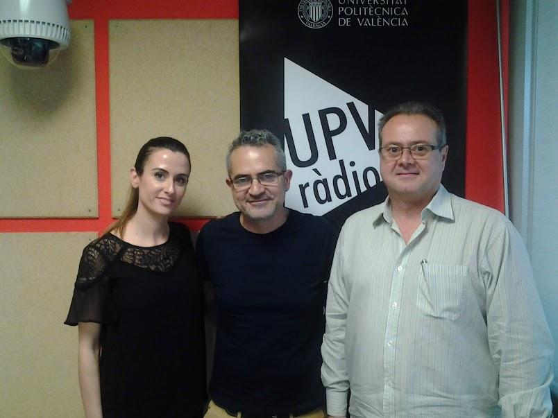 Hablemos de Fallas en UPV-RADIO. Programa nº 45. Guillermo Serrano Pons