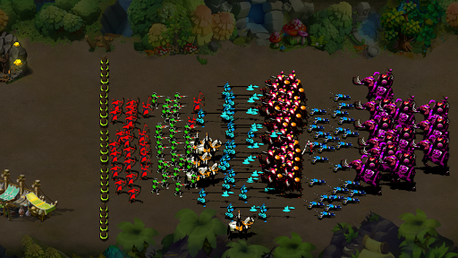 StickMan Defense War - Empire Hero & Tower Defense android2mod screenshots 10