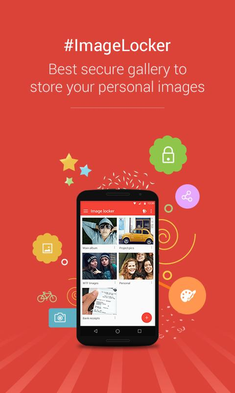 Image Locker -Hide your photos- screenshot
