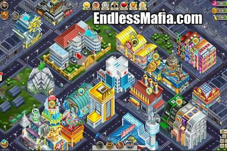 Endless Mafia - Strategy Game - náhled