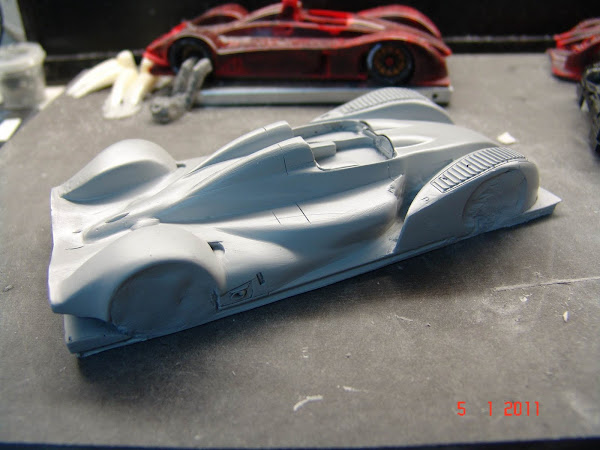 PESCAROLO Judd LMP1 LM2009 DSC07978