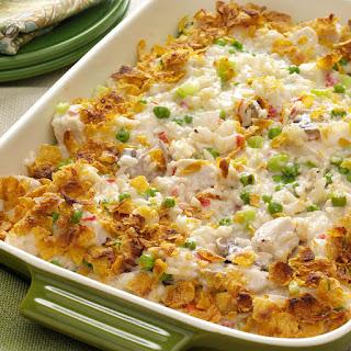 Potluck Chicken Casserole Recipe