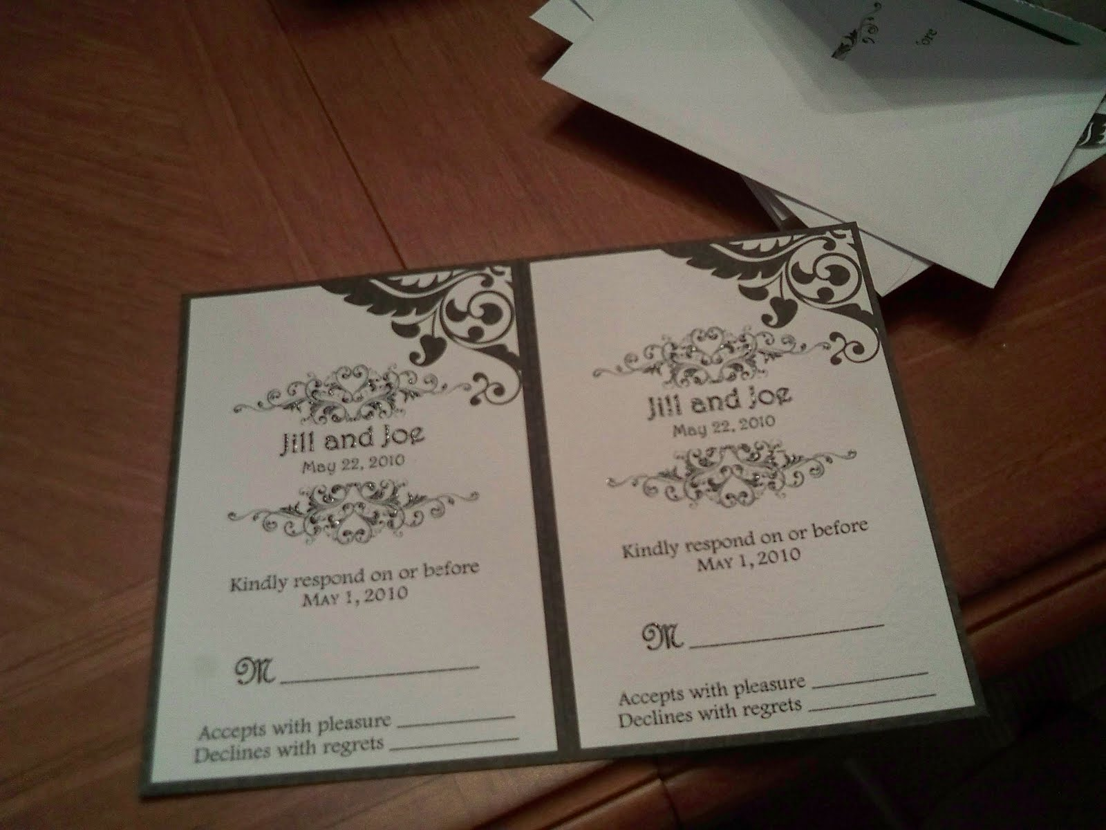 Free Wedding Invitation Cards-