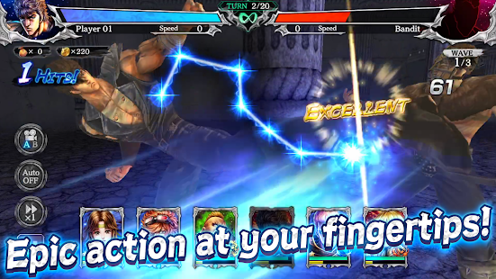 Game FIST OF THE NORTH STAR APK for Windows Phone