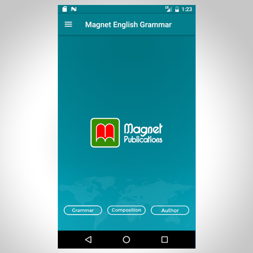 Magnet English Grammar- screenshot