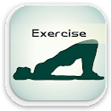 Flat Stomach Exercise Guide icon