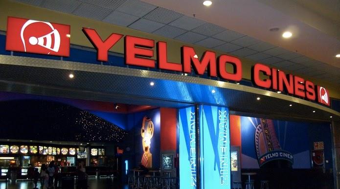 Reapertura de los Cine Yelmo