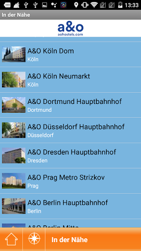 A&O Hotels and Hostels APP screenshot 3