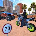 Real Motocross Simulator Extreme Ramp icon