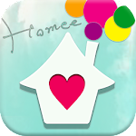 Homee launcher - cuter/kawaii v1.2.56