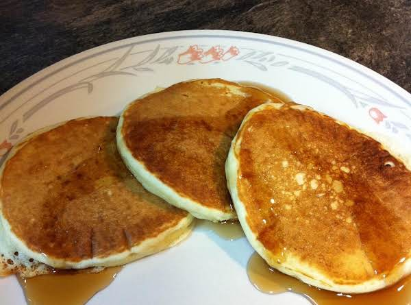 Fluffy Pancakes Recipe
