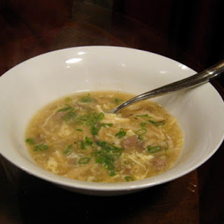 Easy Hot and Sour Soup.