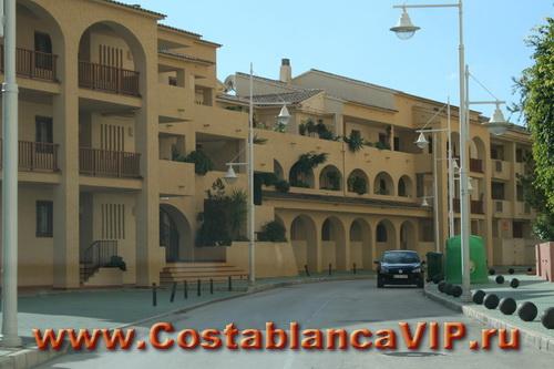 Жилой дом, многоквартирный дом, costablancavip, недвижимость в Испании, Испания, Валенсия, Коста Бланка