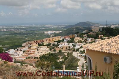 Monte Corona, CostablancaVIP, недвижимость в Испании, элитный посёлок, Коста Бланка, Монте Корона, вилла в Монте Корона